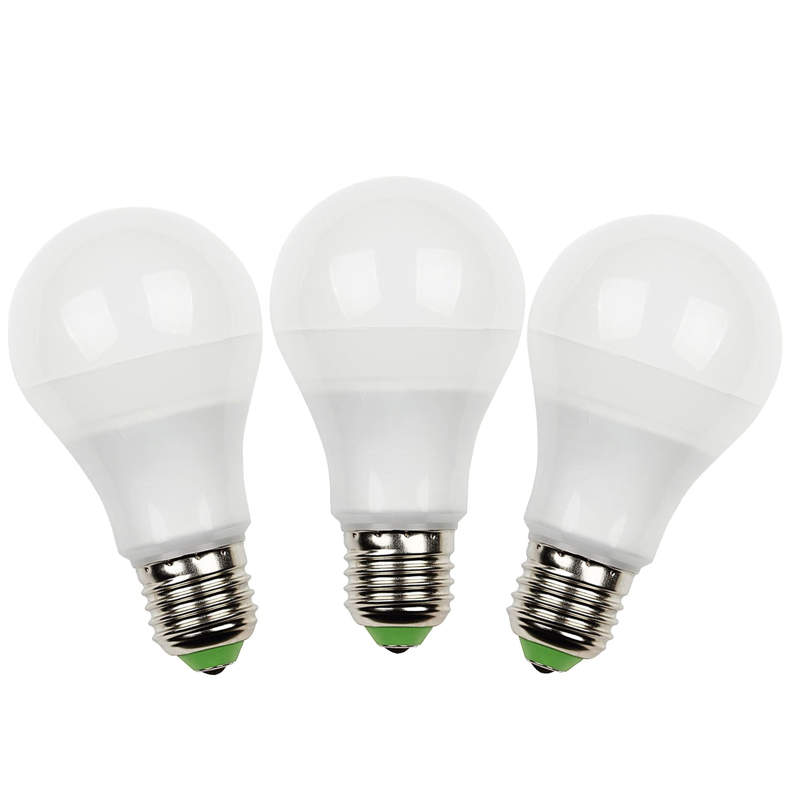 3 pz lampade lampada lampadine a led luce bianca fredda