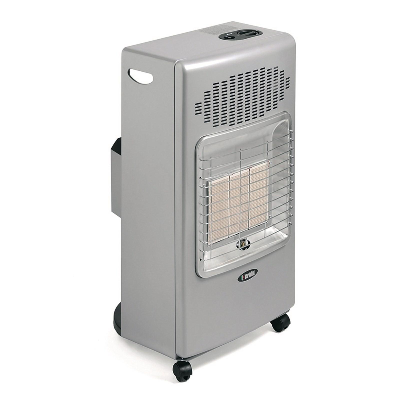 Stufa A Gas GPL Riscaldamento Infrarossi BARTOLINI Bombola Stufe Potenza  4200 W