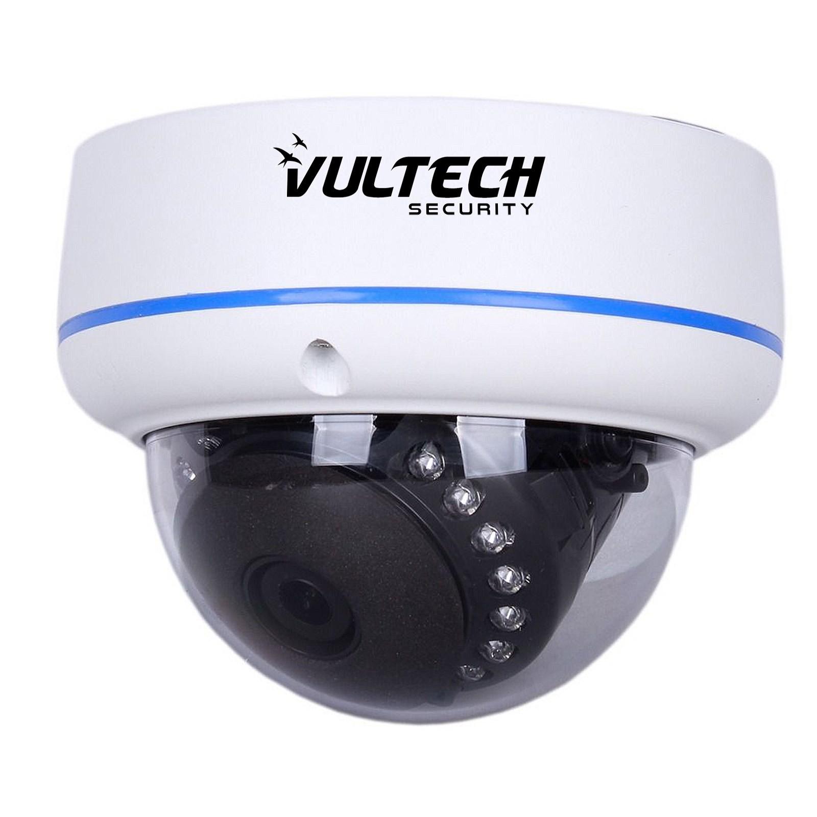 telecamera ip camera dome cam infrarossi per esterno