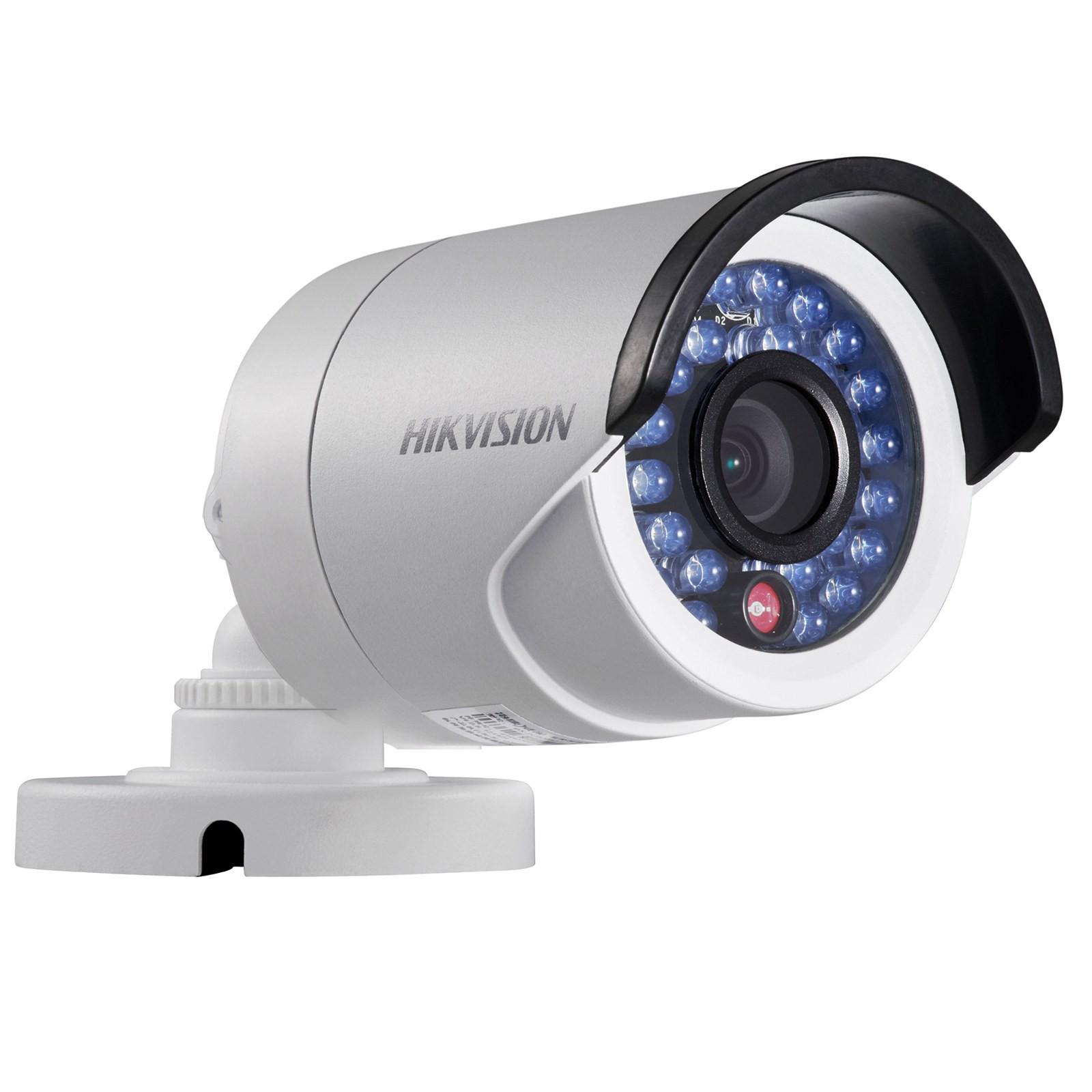 Telecamera Videosorveglianza LED Infrarossi Esterno CCD 720 TVL 3.6mm HIKVISION