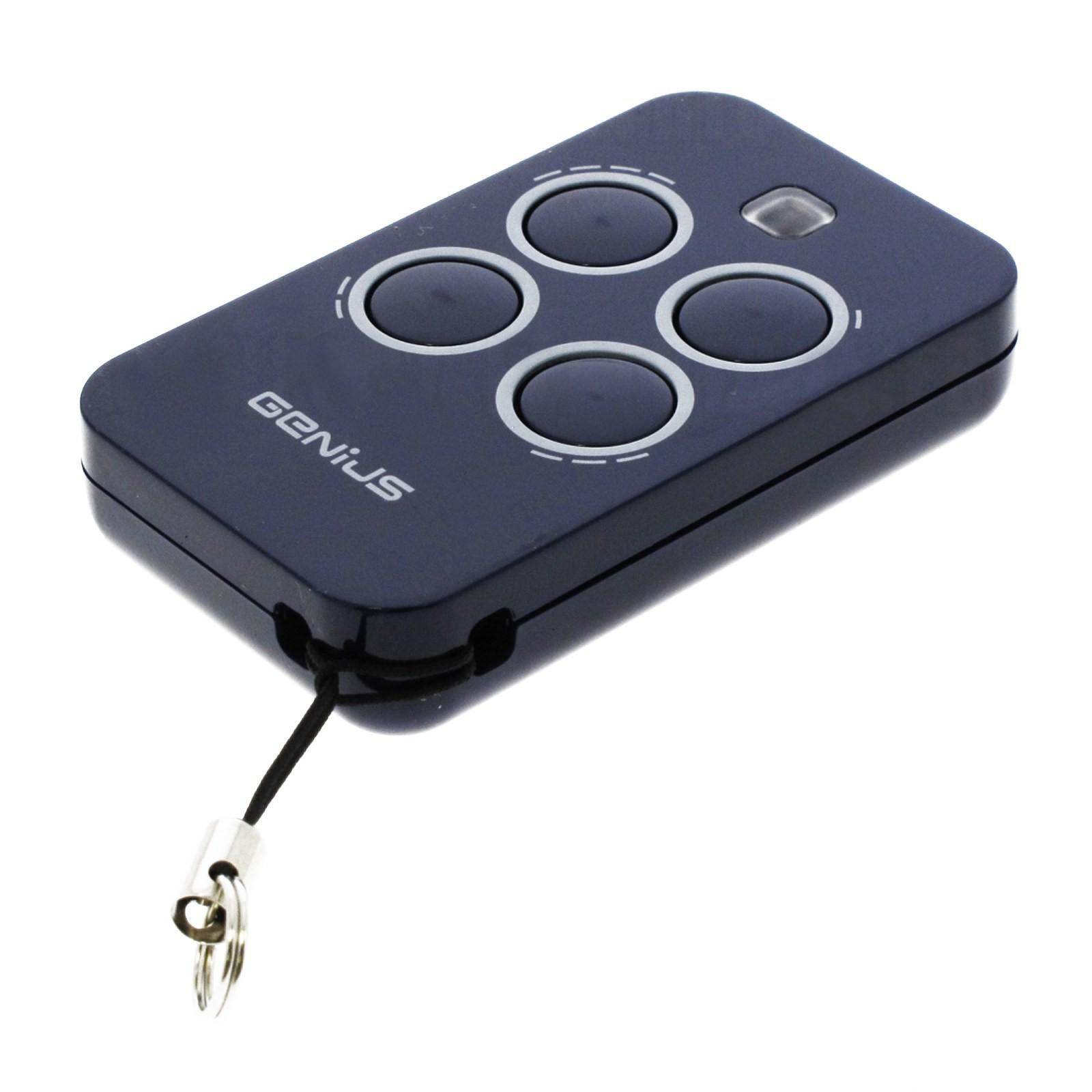 GENIUS ECHO TX4 - Telecomando, Nero: Amazon.it: Elettronica