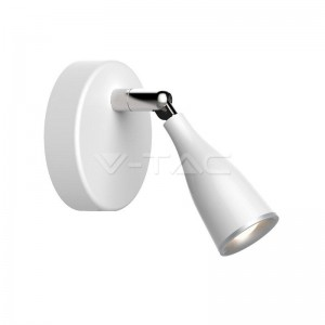 V-TAC Applique 4.5W LED Bianco 4000K 360lm