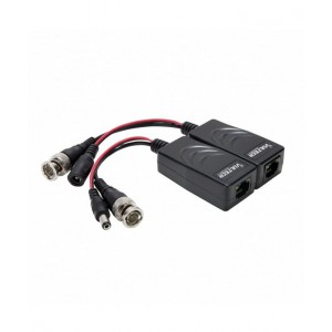 VULTECH Coppia Video Balun Passivo Per Telecamere AHD/TVI/CVI/960H