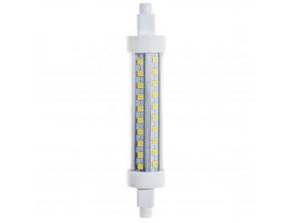 Lampada Lampadina Faro Faretto R7s LED LIFE Luce Bianca Fredda 10 Watt 1000 Lm