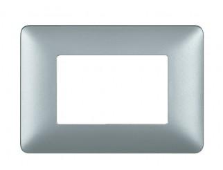 Matix - placca 3p silver