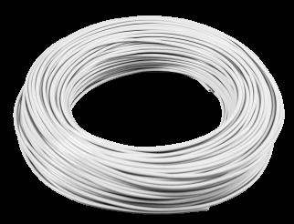 Cavo 1x1mm N07V-K Unipolare Matassa Bianco