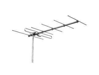 antenna tv digitale silver k.5-12 el.6 6e512f