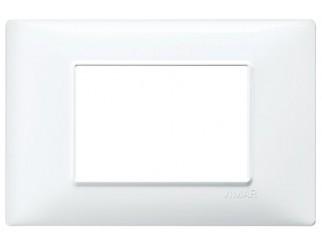 PLANA Placca 3M bianco CF10