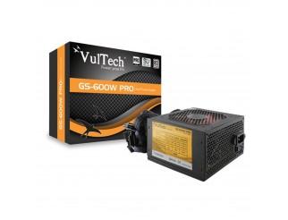 ALIMENTATORE MODULARE ATX PER PC COMPUTER 600 WATT 600W PRO PFC ATTIVO VULTECH