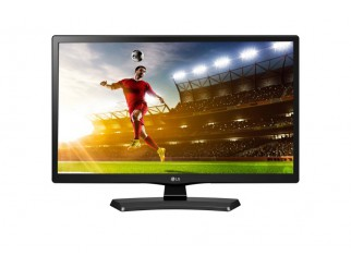 Televisore LG 24 pollici Nero Monitor TV LED HD Ready DVB-T2/S2, A