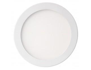 Pannello Led Bianco Rotondo 25W ad Incasso Ultra SLim Faretto Luce Naturale