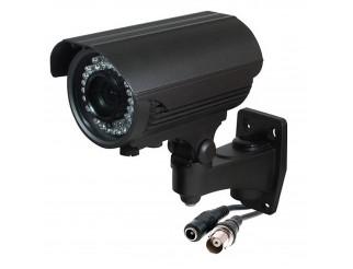 TELECAMERA PER VIDEOSORVEGLIANZA 700 TVL LINEE INFRAROSSI VARIFOCALE 2,8 12 mm