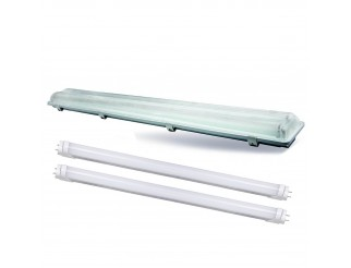 Plafoniere Con Neon A Led : Tubi a led liper marca area illumina