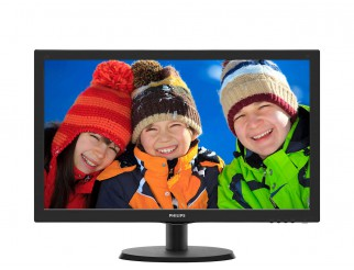 MONITOR LCD LED 21.5'' POLLICI PHILIPS CON SMART CONTROL LITE