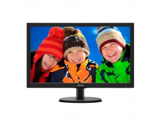 "Monitor Pc Led  21.5"" Pollici Philips 223V5LSB2 Widescreen 5ms 200cd/m"