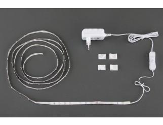 STRISCIA LED BRILONER, 3,0m, flessibile, autoadesiva
