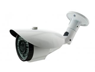 Telecamera bullet 2mpx HD-TVI ottica fissa Eurotek