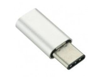 ADATTATORE OTG USB 2.0 PRESA MICRO TIPO B - SPINA TIPO C