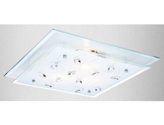 Plafoniera IRIS Exclusive Light 4 luci