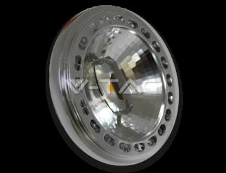 Lampadina Lampada LED faretto AR111 15W 12V GX53 4000K 780 lm V-tac