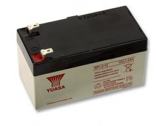 Batteria Ricaricabile 12V 1.2AH YUASA