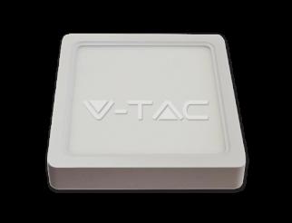 V-tac Pannello LED 22 W Quadrato Bianco 6000K 1700lm