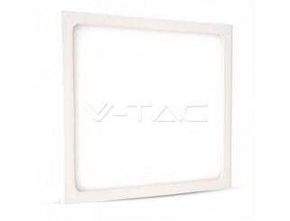 V-tac Pannello LED 18W Quadrato Bianco Luce Fredda
