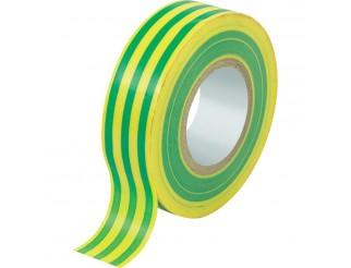 NASTRO ISOLANTE 19X25 IMQ CF 120 giallo verde