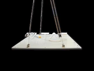 Kit di montaggio a sospensione per Pannello LED V-tac