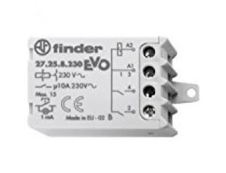 RELE'AD IMPULSI FINDER IP20 INTERRUTTORE DIFFERENZIALE 10A-230V 27.21.8.230.0000
