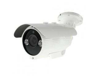 Telecamera bullet HD 1080P 2.8 mm IP66 4 in 1 bianca Visiotech