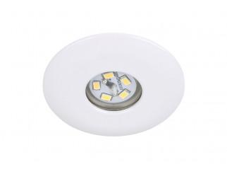 FARETTO LED 1xLED/ 1,8W IP44 bianco