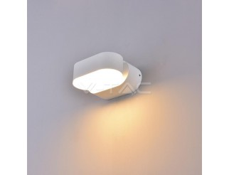 Plafoniera 6W LED  Bianco IP65 Movibile 4000K 660lm
