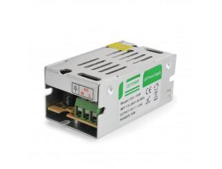 Alimentatore Trasformatore Stabilizzato Switch per Striscia LED 12v 1.3A 15 Watt