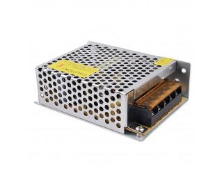 Alimentatore Trasformatore Stabilizzato Switch per Striscia LED 12v 2A 24 Watt
