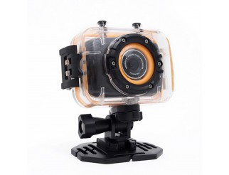 Action Camera Full HD 1080P Videocamera Waterproof Subacquea GO PRO 12 MPX