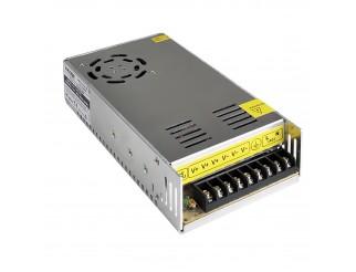 Alimentatore Stabilizzato Trasformatore Trimmer 12V 220V Telecamere 40A 480W