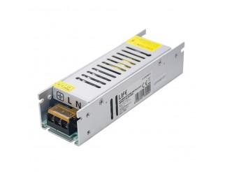 LIFE Alimentatore Metallico Slim 12V 5A 60W Input 110/220Vac