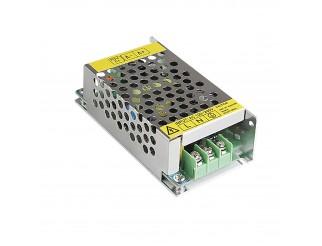 Alimentatore Stabilizzato Switch Trimmer 12V 220V Telecamere 5 Ampere 60 Watt