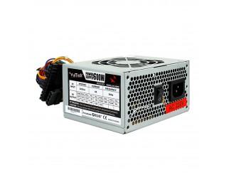 Alimentatore PC Computer VULTECH Micro ATX 600 W Watt GS-600M Ventola Sata Ide