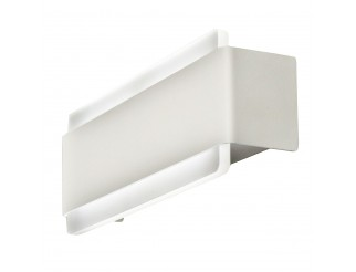 Applique da parete muro 12W 1080lm 3000K VENERE LED bianco Exclusive Light