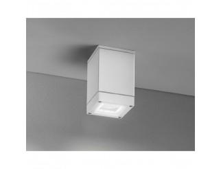 Applique Lampada alluminio per esterni e interni bianco PERENZ