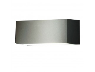 Applique esterno BACH grigio 1XE27 EXCLUSIVE LIGHT
