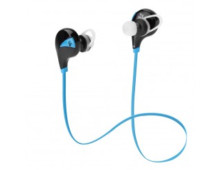 Auricolari Bluetooth HD-06BTB IN-EAR Con Microfono BLU