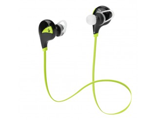 Auricolari Bluetooth HD-06BTG IN-EAR Con Microfono VERDE