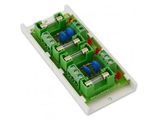 Modulo fusibile 4x1,5A PULSAR