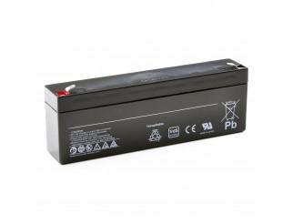 Batteria Tampone Al piombo 12v 12 Volt Ricaricabile 2Ah Allarme Antifurto Ups
