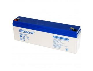 Batteria Ermetica al Piombo 12V 2.4Ah Ricaricabile Allarme Antifurto Sirena UPS