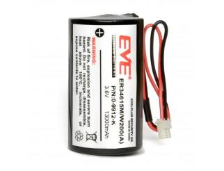Batteria Tampone per Sirena Allarme Antifurto Bentel BW-B12K BW-SRI BW-SRO