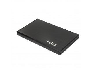 "Box Case per Hard Disk 2,5 "" Hdd Esterno Usb Sata in Alluminio VULTECH GS-25U2"